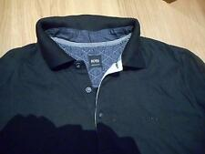 HUGO BOSS maglia shirt trikot sweater polo stock lot colletto man. lunga maillot