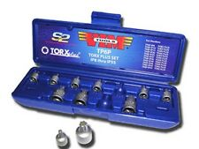 Vim Tools TP6P 11 Piece Torx Plus Socket Bit Driver Set