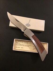 VINTAGE GERBER PK-2 KNIFE EARLY 70'S LINER LOCK POCKET KNIFE, RARE, USA