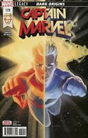 CAPTAIN MARVEL #129 LEGACY MARVEL COMICS COVER A 1ST PRINT