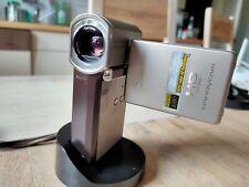 Sony HDR TG 3E - Full HD 1920x1080 Camcorder mit Zubehörpaket
