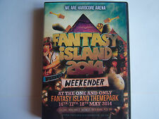 UPRISING-FANTASY ISLAND MAY 2014 WEEKENDER- WE ARE HARDCORE ARENA  6 CD PACK
