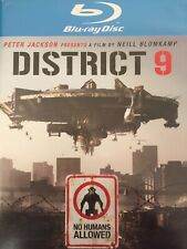 District 9 (Blu Ray) - Sharlto Copley, Jason Cope
