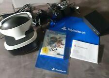 Sony Playstation VR Brille + Kamera