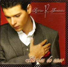 RODRIGO FERNANDEZ Heridas de Amor CD Hijo de Vincente Fernandez NEW & SEALED