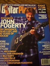 John Fogerty Covers Guitar Player Magazine 2008