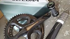 Shimano ULTEGRA 6700 Chainset + BBR60 Bottom Bracket (53+39t) 170mm (NEW)