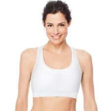 bd2a846c2b Hanes Womens Activewear O9178 Sport Compression Racerback Sports Xx-large  White