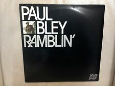 Paul Bley Ramblin Near Mint Vinyl LP Record AFF37
