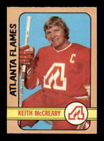 1972 O-Pee-Chee #25 Keith McCreary  NM/NM+ X1520830