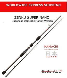 2016 Hamachi Zenku JDM Nano Jig 7'0 PE 1 - 3 Japanese jigging spin fishing rod