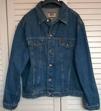 RIFLE JEANS JACKET BLUE L / GIUBBOTTO JEANS BLU BIG OPEN SKY