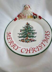 Spode Santa Platter