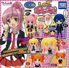 Takara Tomy Shugo Chara Chara! Mini Deformed Figure Full Set of 8
