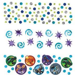Skylanders Adventure Video Game Kids Birthday Party Decoration Confetti 3-Pack