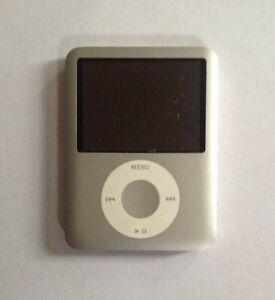 Apple iPod Nano 3rd Generation  - 4 GB - Silver (4 GB) MA978LL/A A1236