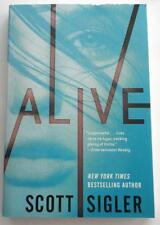 SDCC 2016 SIGNED Scott Sigler ALIVE (softcover)