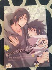 Itachi x Sasuke - NARUTO yaoi doujinshi - I Have No Regret In My Existence