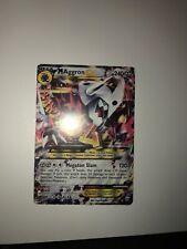 Pokemon Card 3x Mega Aggron EX As New Condition