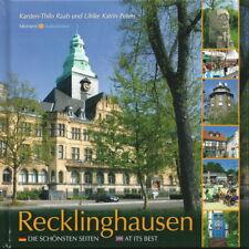Bildband + Momentaufnahmen + Recklinghausen + Ruhrgebiet + Bergbaustadt
