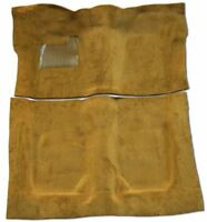 ACC Replacement Carpet Kit for 1971 to 1973 Pontiac Catalina 543-Parchment Tan 80//20 Loop 2 Door Automatic