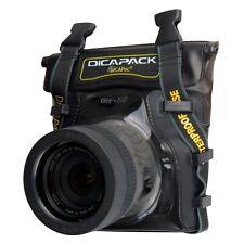 Funda Impermeable Camara Dicapac WP-S10 DSLR/SLR Negro Original Usado