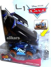 JACKSON STORM - MUD Racing XRS Xtreme Racing Series, Thunder Hollow Disney Cars
