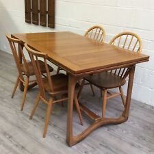 RARE ECOL MODEL 519 EXTENDING DINING TABLE