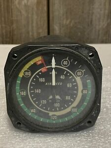 Mooney airspeed indicator 820216 503 Rare! (A4)