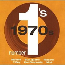 Various Artists - 1970's Number 1's - Various Artists CD O9VG The Cheap Fast