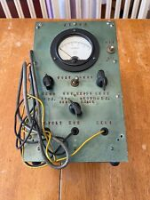 Vintage Sparton Vacuum Tube Voltmeter Vtvm Rare Made In Usa