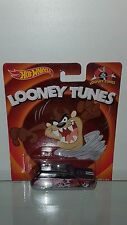 1/64 HOT WHEELS LOONEY TUNES TASMANIAN DEVIL 1971 PLYMOUTH SATELLITE RED B56