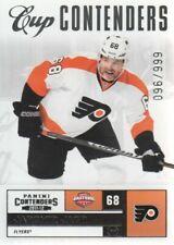 2011-12 Panini Contenders Flyers Hockey Card #119 Jaromir Jagr CC/999