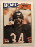 1987 Topps #46 Walter PaytonHOF Bears! Mint! Free Shipping! 🏈🔥🏈🔥🏈🔥🏈🔥🏈