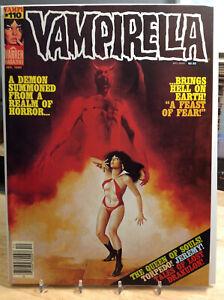 VAMPIRELLA #110 (DEC1982) VF/NM WARREN MAGAZINE - SCARCE LOW PRINT RUN