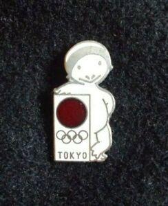 1964 TOKYO OLYMPIC GAMES MASCOT PIN