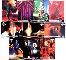 Vintage FLEER ULTRA 95 Batman Forever Trading/ Collection Cards Set of 10 1995