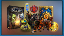 World of Warcraft®: Battle for Azeroth™ Édition deluxe- compte Blizzard Belgique