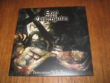 "DEAD CONGREGATION ""Promulgation of the Fall"" LP  teitanblood necros christos"