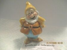 Happy Dwarf Snow White Figurine Made By Hawthorne Village
