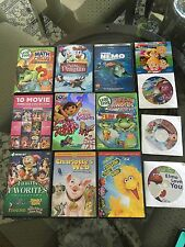 Lot Of 13 Kids DVD Movies