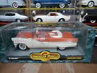 Ertl American Muscle 1956 Ford Fairlane Sunliner 1:18 Scale Diecast Model Car