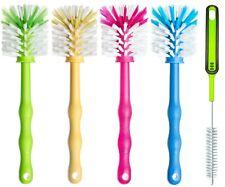 5er Set Bürste Spülbürste für Reinigung von Küchenmaschine - Mixbehälter Messer