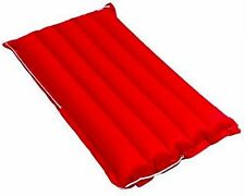 """45"""" Canvas Surf Rider Inflatable Float Floating Pool Lounge Chair Mattress Swimm"""