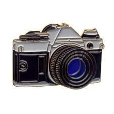 Canon AE-1 Film Camera Pin