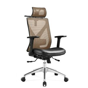 Home Office Chair Student Kids Computer Chair Racer Executive Wire Mesh PU seats