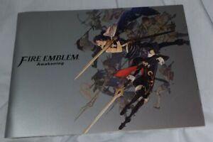 Slightly Used Fire Emblem Awakening Promo Art Book Nintendo 3DS