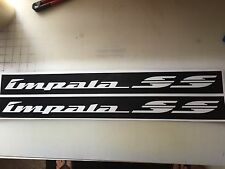94 95 96 Impala SS PAINT MASK stencils script decal 1996 1995 1994 side 2004