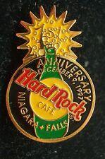 HRC Hard Rock Cafe Niagara Falls Canada 1st Anniversary 1997 LE
