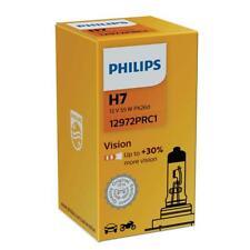 PHILIPS H7 Vision 12V 55W PX26d +30% Più luce Lampadina faro Single 12972PRC1